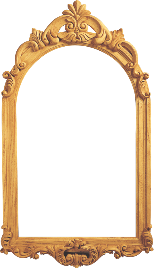Assimilated Wood Mirror Frames | Polyurethane(PU) Products ...
