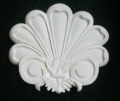 wall plaques polyurethane pu products gaudi decor. Black Bedroom Furniture Sets. Home Design Ideas